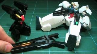 Repeat youtube video HG 1/144 Seravee Gundam part1 of 2 ガンダム00 in HD (Build - & bring your own music!)