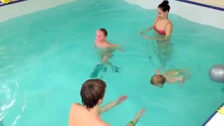 Малыши могут все!!!-Обучение плаванию в бассейне в Минске для детей (Курсы,Секция,занятия)