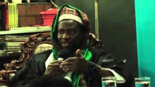The Spirit Of Islam In West Africa with Shaykh Mahy Cisse