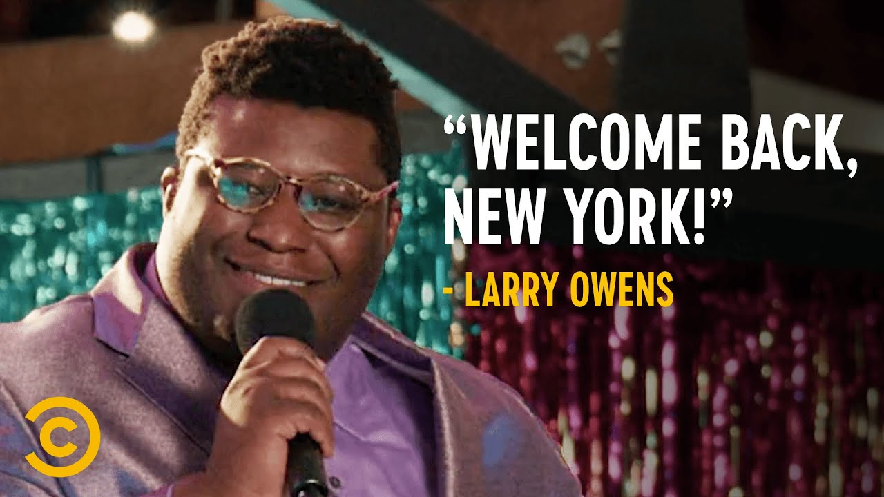 Welcome Back, New York! - Larry Owens - Ilana Glazer Presents Comedy on Earth: NYC 2020-2021