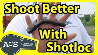 Basketball Shotloc Review   How To Shoot a Basketball Better