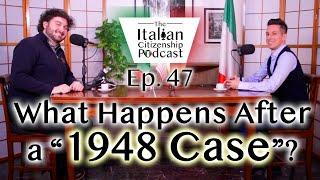 What happens after a 1948 Case?