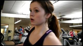 14 Year Old Girl With A Passion For Physique