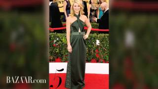 #TheLIST: The SAG Awards 10 Best Dressed
