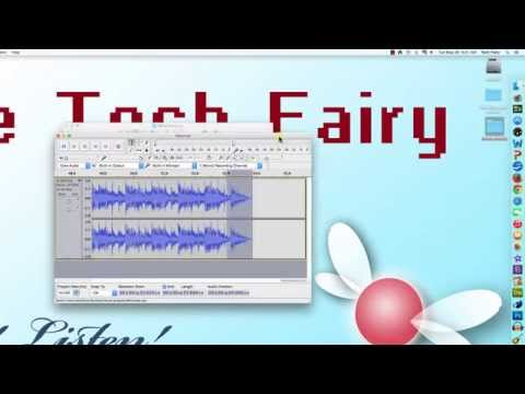 Audacity Tutorial 1: Editing an Existing Audio File