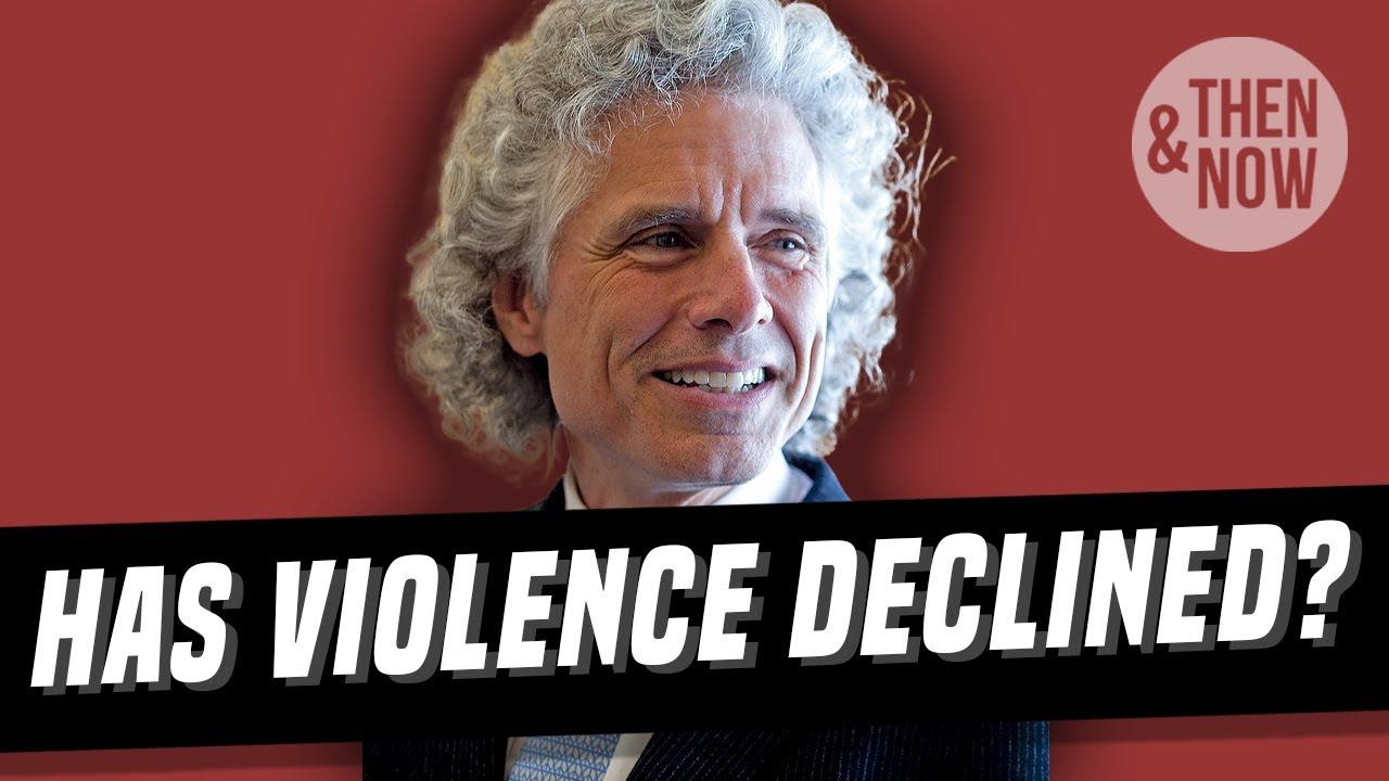 Steven Pinker & Human Nature: Nasty or Nice?