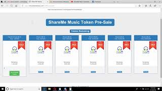 Gambar cover ShareMe Music - How To Buy ShareMe Music Tokens