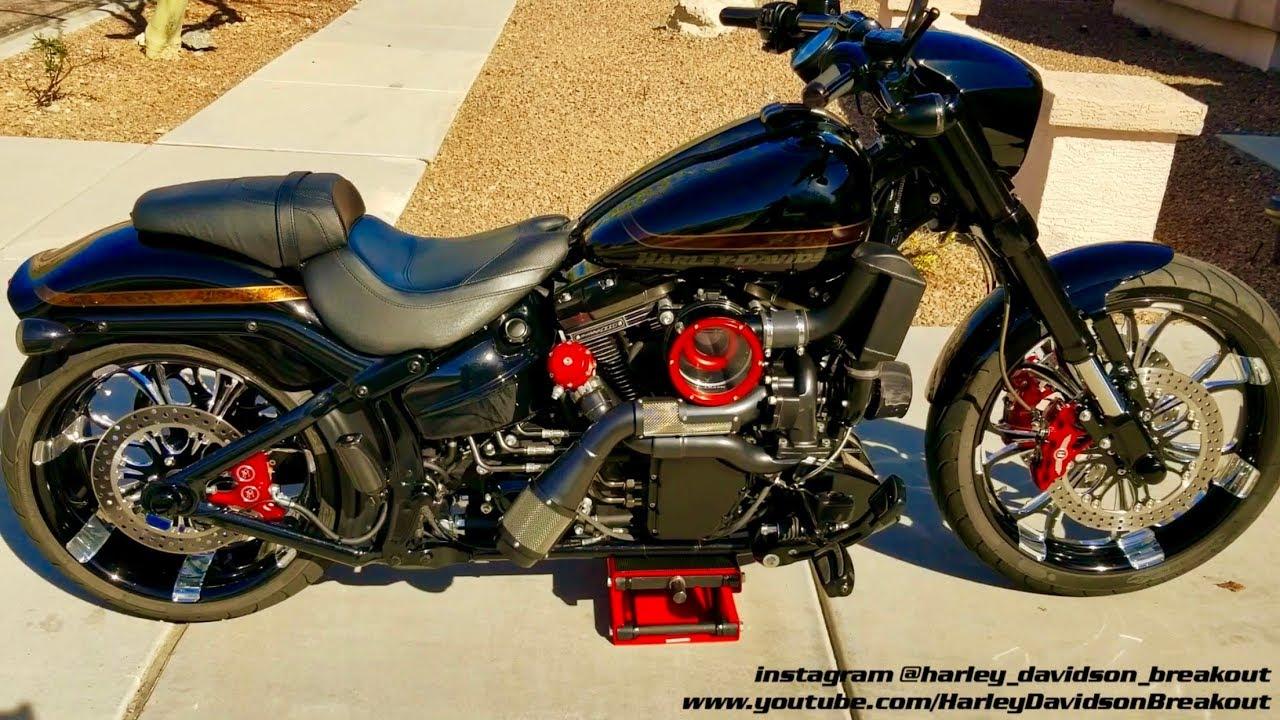 Harley-Davidson CVO Pro Street Turbo 157 HP (Joe from USA 🇺🇸)