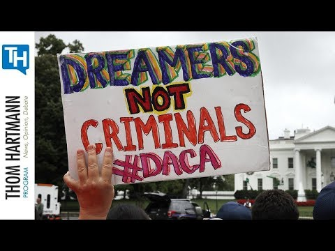 Protecting Dreamers and Pensions are Moral Issues (w/Guest Sherrod Brown)