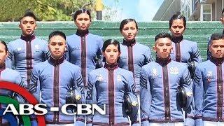 Top 10 ng PMA 'Mabalasik' Class of 2019, ipinakilala na | TV Patrol