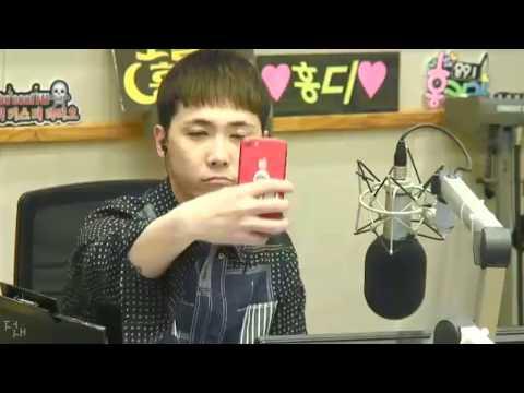 170915 DJ LeeHongGi - Kiss The Radio (1부)