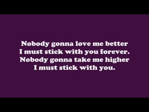 Stick with you - Karaoke