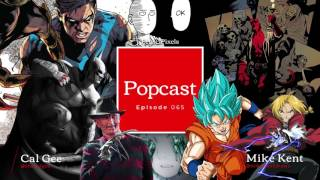 Nightwing Movie, Final Fantasy VII Remake info and Top 10 Anime - Episode 065