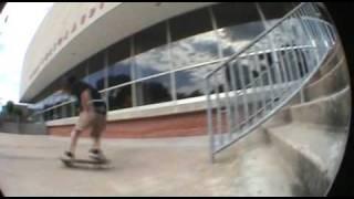 street skating montage