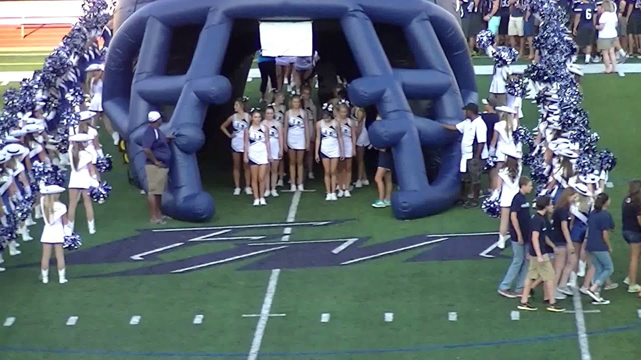 Flower Mound High School 2013 Meet the Jags Night Intro