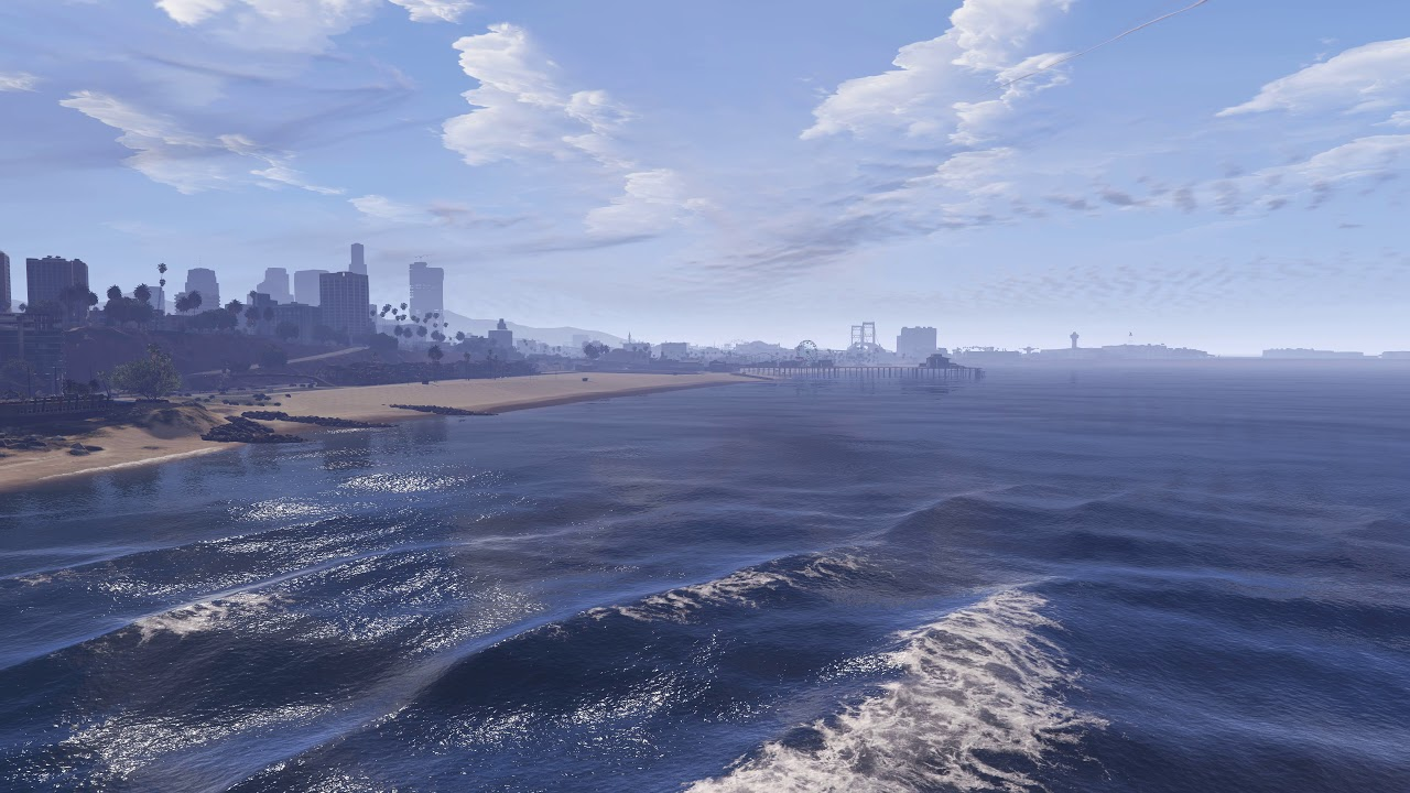 Gta 5 Live Wallpaper 4k Uhd Gta V Time Lapse