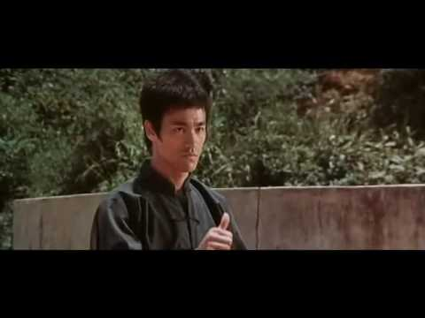 Bruce Lee  Is your name Tang Lung?