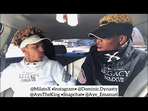 He found his boys girl with another guy PT. 2 | Convo Rap Challenge | 2oK |