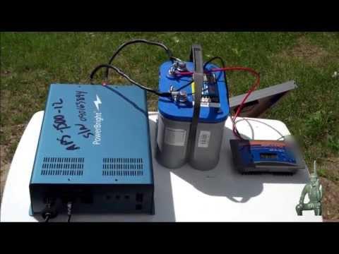 Basic Solar Power Components