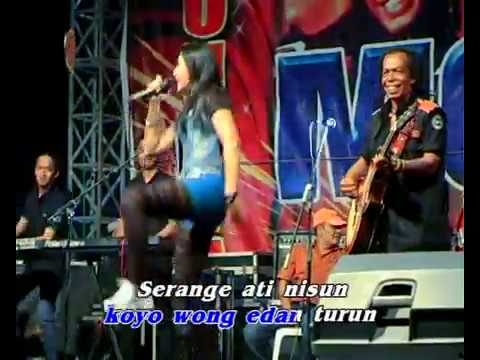 EDAN TURUN-RATNA ANTIKA MONATA.at first the female artist was missed from In-music market,and so..?