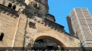 """Charlottenburg: """"Ich weiß, mein Gott, dass all mein Tun"""",  Evangelisches Gesangbuch 497"""