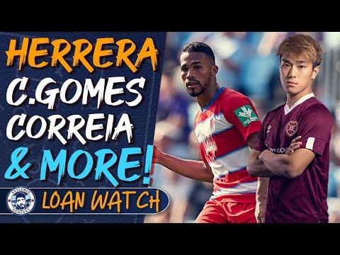 herrera,-gomes,-bolton,-meshino,-correia-&-more!-|-loan-watch-#2