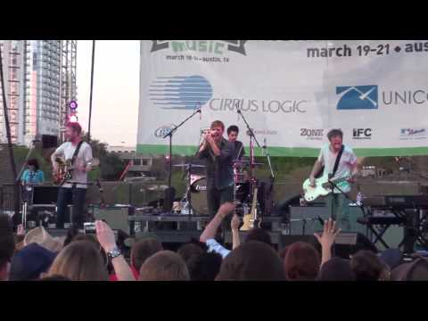 Cold War Kids - Hang Me Out To Dry @ SXSW 2009