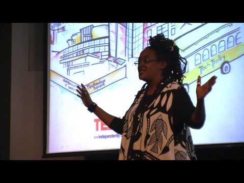 Unlit: Theresa Davis at TEDxGeorgiaTech