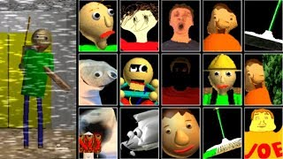 BALDI'S BASICS X ULTIMATE CUSTOM NIGHT!! thumbnail