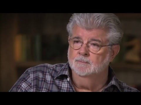 George Lucas Interview Gone Wrong