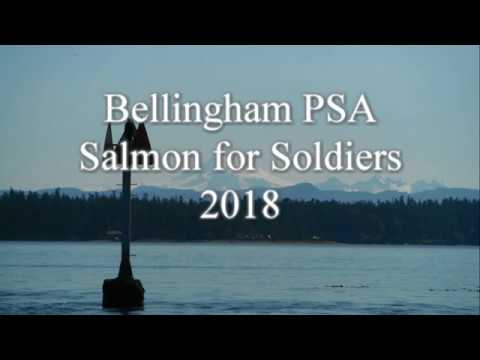Bellingham Salmon For Soldiers 2018