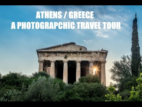 ATHENS / GREECE - A PHOTOGRAPHIC TRAVEL TOUR - HD 1080P