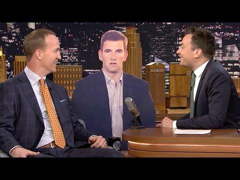 Peyton upstaged by son von YouTube · Dauer:  1 Minuten 15 Sekunden