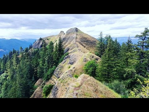 Best places to Hike | Munra Point Oregon in 4K!