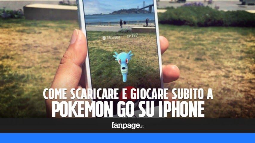 Come scaricare Pokémon GO su iPhone   MobileWorld