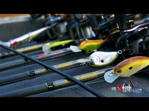 How To Organize Rods On Bass Boat Decks