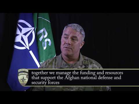 Maj Gen Richard Kaiser - Commanding General, Combined Security Transition Command - Afghanistan