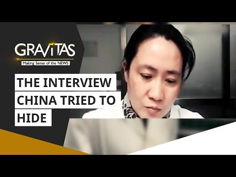 Gravitas: The interview China tried to hide | Wuhan Coronavirus | Dr. Ai Fen