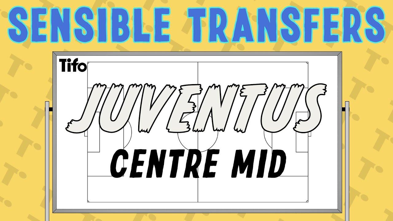 Sensible Transfers: Juventus - Central Midfield