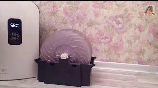 Увлажнитель воздуха или мойка воздуха. Какой выбрать для дома? ПЛЮСЫ И МИНУСЫ. Видео отзыв(, 2015-02-03T16:52:54.000Z)