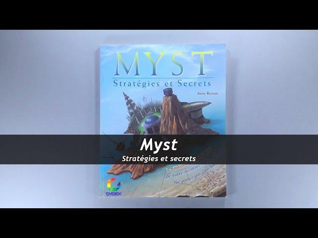 Myst - Stratégies et secrets