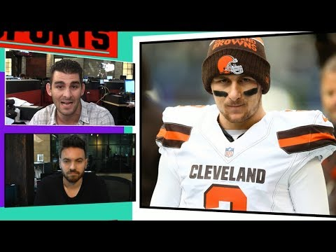 Johnny Manziel Isn't Giving Up | TMZ Sports