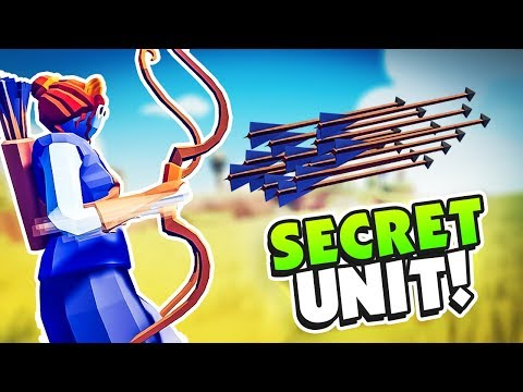 ALL SECRET UNITS FOUND! - TABS Early Access Release (Totally Accurate Battle Simulator)