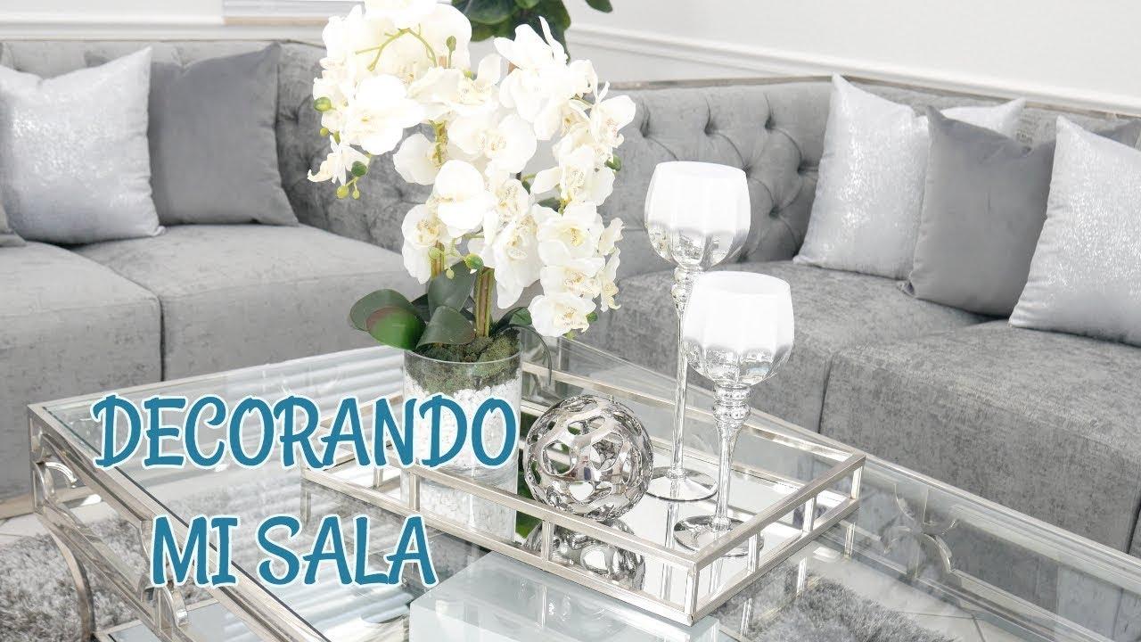 Nuevas Ideas Para Decorar La Saladecoracion 2019decoraciones Para El Centro De Mesa