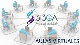 SISGA Aulas Virtuales (Estudiante-Acudiente)