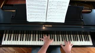 "RACHMANINOFF: Prelude in C# Minor ""SUPER SLOW"""