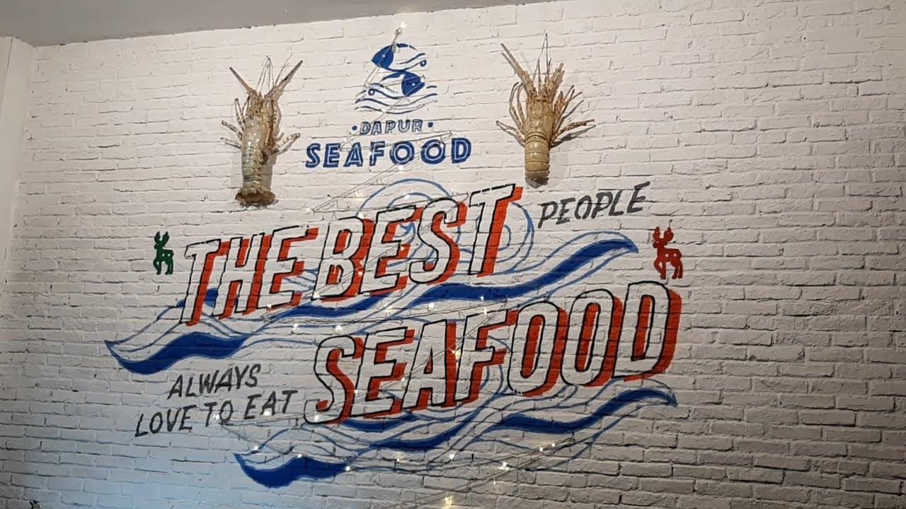 The Best Dapur Sea Food Pantai Mutiara Pluit Jakarta