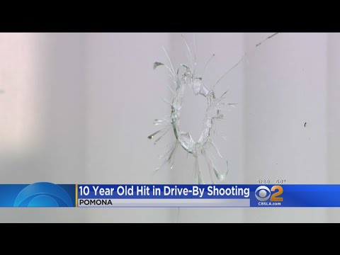 It's Always The Innocent That Get Hurt': 10-Year-Old Shot In