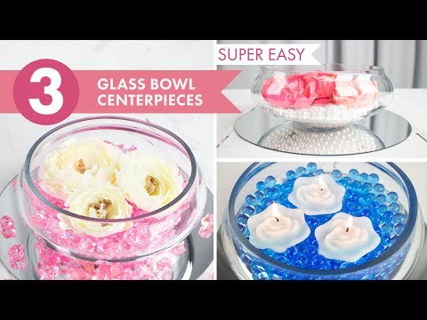 3-glass-bowls-centerpieces-|-budget-wedding-decorating-ideas-|-balsacircle.com