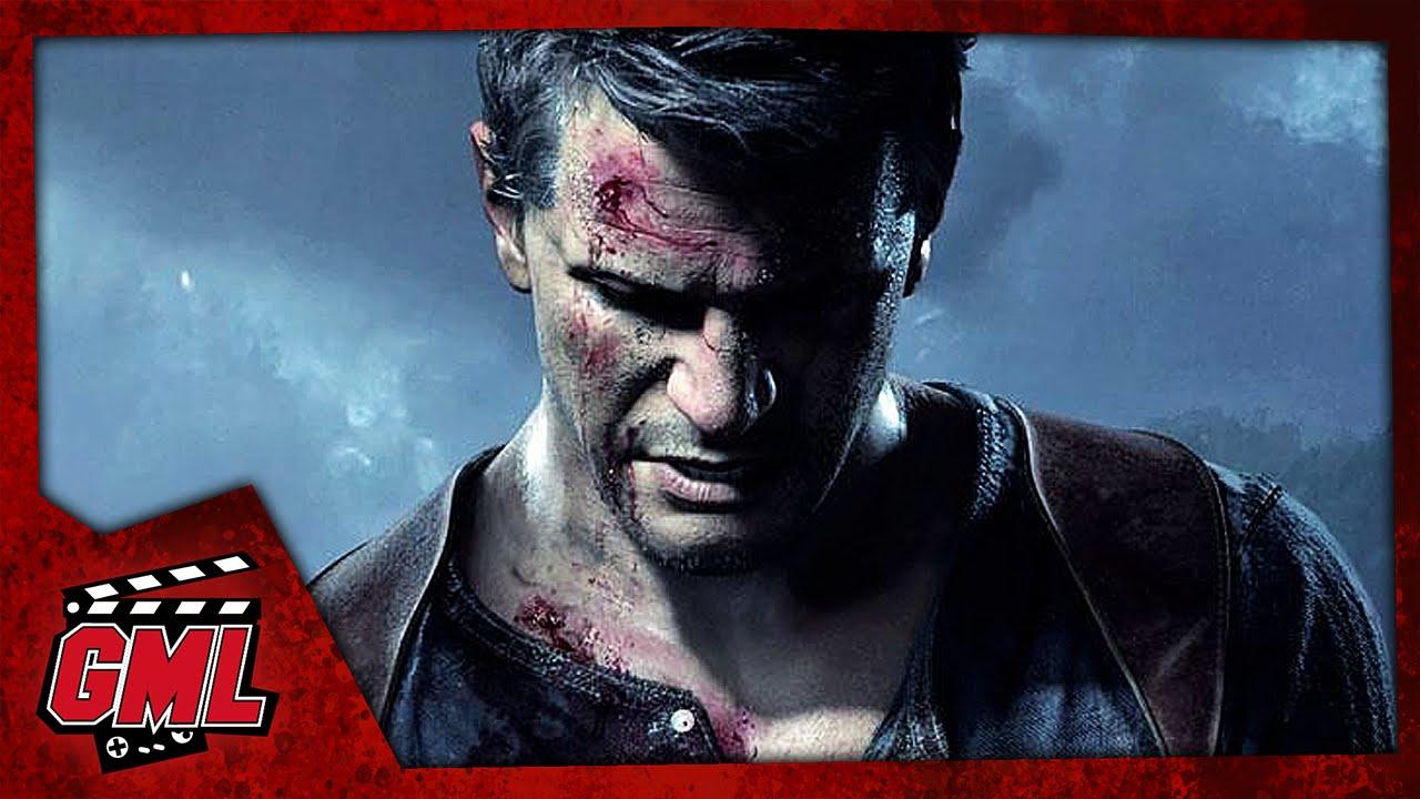 uncharted 4 - film jeu complet en francais